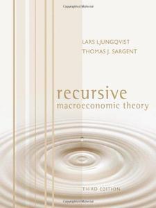 Recursive Macroeconomic Theory (Repost)