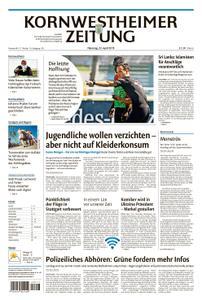 Kornwestheimer Zeitung - 23. April 2019