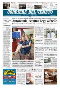 Corriere del Veneto Venezia e Mestre – 15 settembre 2018