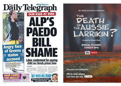The Daily Telegraph (Sydney) – June 16, 2020