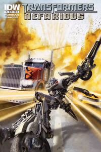 IDW-Transformers Nefarious No 05 2010 Hybrid Comic eBook