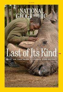 National Geographic USA - October 2019