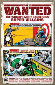 DCs Wanted-The Worlds Most Dangerous Super-Villains 2020 digital Son of Ultron