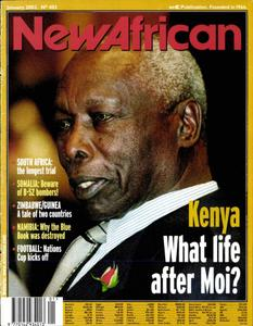 New African - January 2002