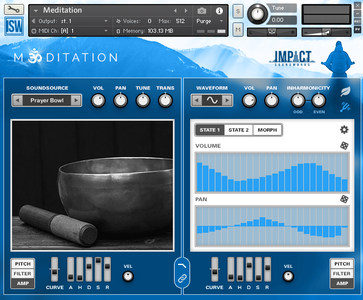 Impact Soundworks Meditation KONTAKT