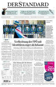Der Standard - 3 April 2019