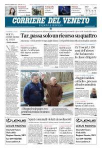 Corriere del Veneto Padova e Rovigo - 20 Febbraio 2018