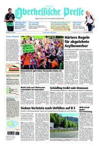 Oberhessische Presse Hinterland - 08. Juni 2019