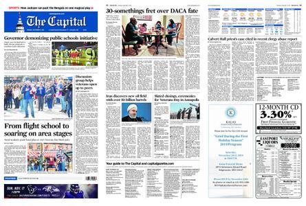 The Capital – November 11, 2019