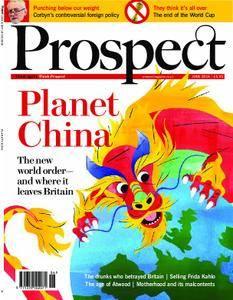 Prospect Magazine – June 2018