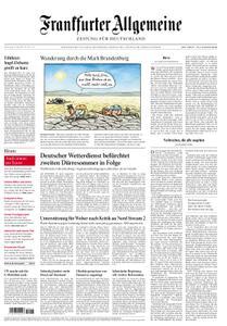 Frankfurter Allgemeine Zeitung F.A.Z. - 25. April 2019