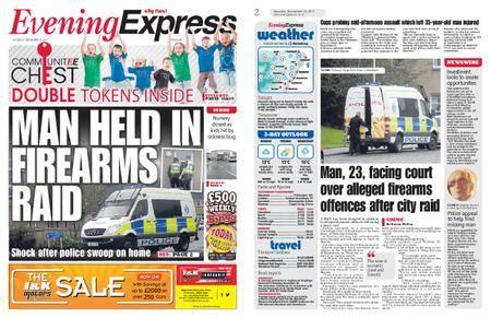 Evening Express – September 16, 2017