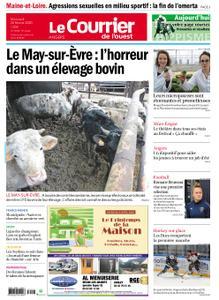 Le Courrier de l'Ouest Angers – 26 février 2020