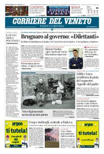Corriere del Veneto Padova e Rovigo – 08 gennaio 2019