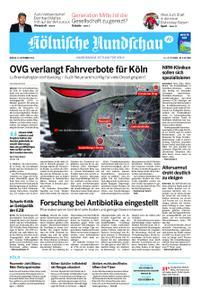 Kölnische Rundschau Wipperfürth/Lindlar – 13. September 2019