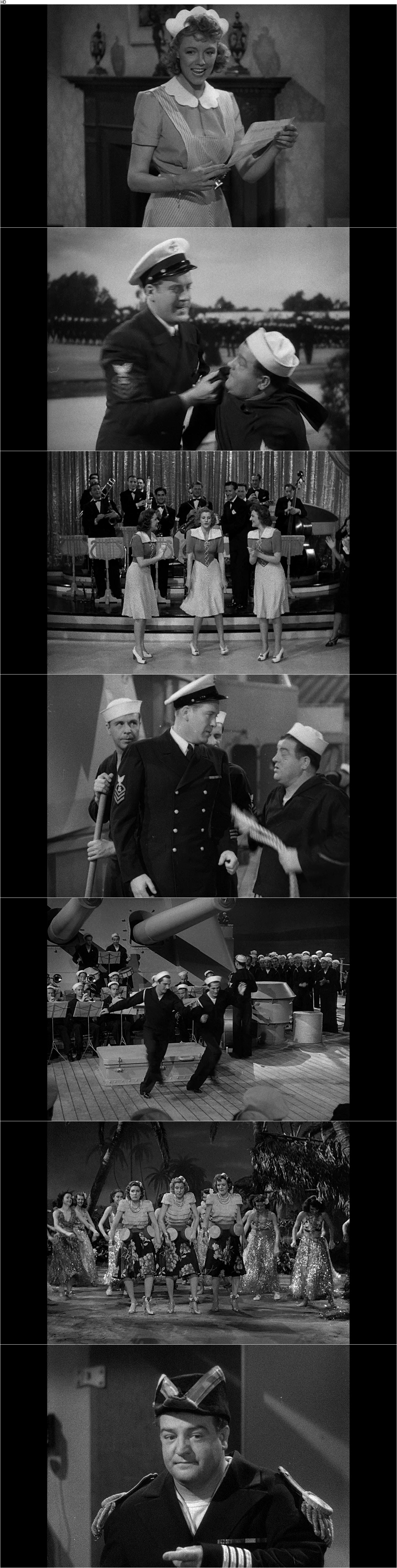 Abbott and Costello - In the Navy (1941)