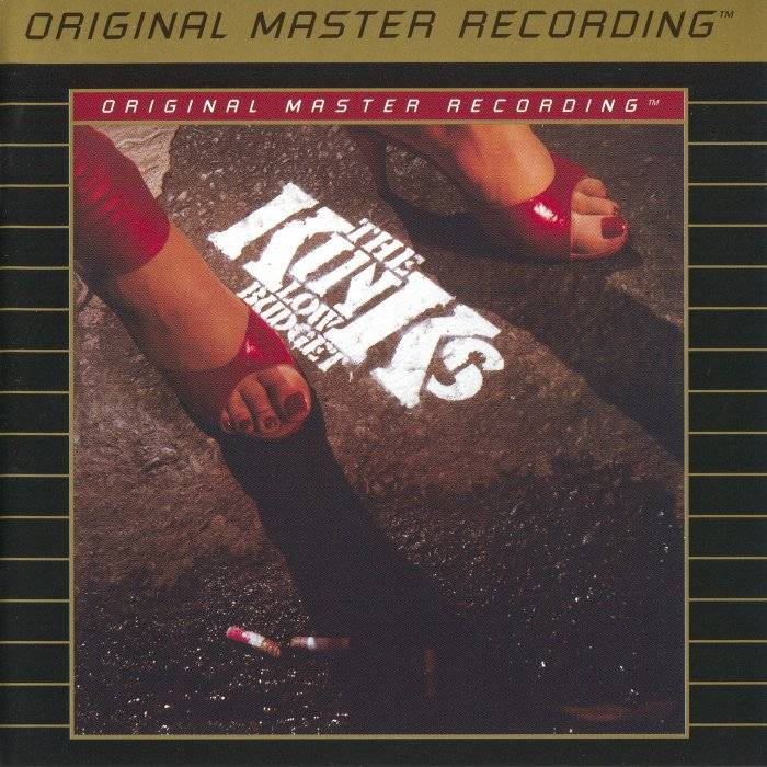 The Kinks - Low Budget (1979) [MFSL 2003] PS3 ISO + Hi-Res FLAC