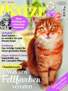 Geliebte Katze – April 2020