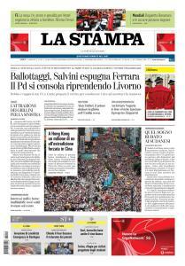 La Stampa Imperia e Sanremo - 10 Giugno 2019