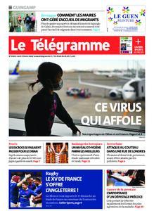 Le Télégramme Guingamp – 03 février 2020