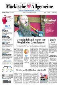 Neue Oranienburger Zeitung - 11. Juni 2019
