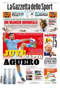 La Gazzetta dello Sport Bergamo - 31 Marzo 2021