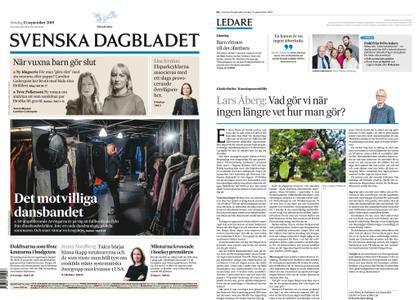 Svenska Dagbladet – 15 september 2019