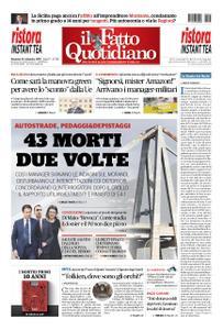Il Fatto Quotidiano - 15 settembre 2019