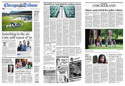 Chicago Tribune – October 14, 2017