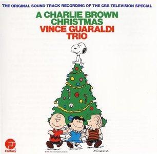 Vince Guaraldi Trio - A Charlie Brown Christmas (1965/2011) [Official Digital Download 24bit/192kHz] RE-UP