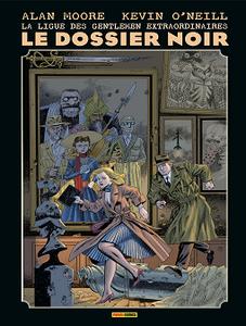 La Ligue des Gentlemen extraordinaires - Dossier noir