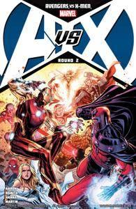 Avengers Vs X-Men 002 2012 Digital