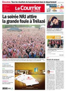 Le Courrier de l'Ouest Nord Anjou – 06 juillet 2019