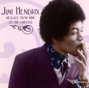 Jimi Hendrix – Message From Nine To The Universe