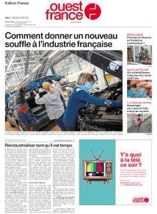 Ouest-France Édition France – 03 février 2021