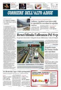 Corriere dell'Alto Adige - 15 Novembre 2017