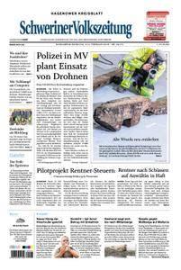 Schweriner Volkszeitung Hagenower Kreisblatt - 03. Februar 2018