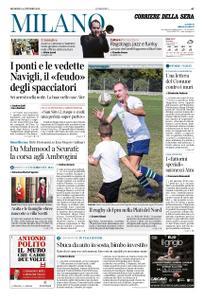 Corriere della Sera Milano – 06 ottobre 2019