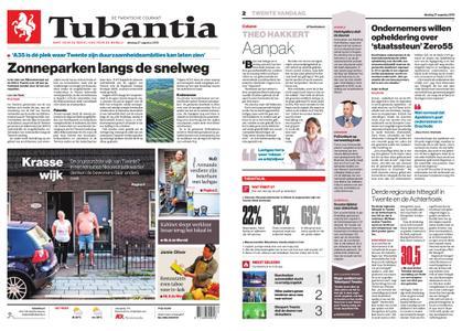 Tubantia - Enschede – 27 augustus 2019