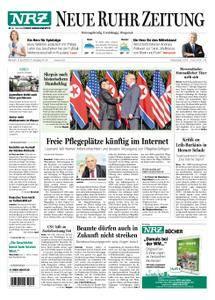 NRZ Neue Ruhr Zeitung Essen-Postausgabe - 13. Juni 2018