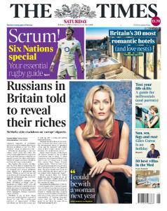 The Times - 3 February 2018