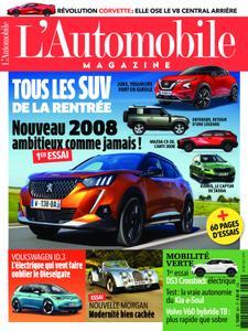 L'Automobile Magazine - octobre 2019