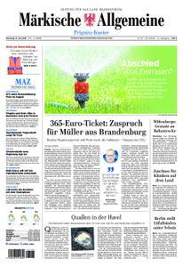 Märkische Allgemeine Prignitz Kurier - 09. Juli 2019
