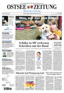 Ostsee Zeitung Rostock - 07. Oktober 2019