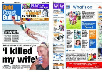 The Gold Coast Bulletin – September 16, 2010