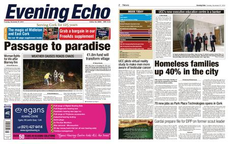 Evening Echo – November 27, 2018