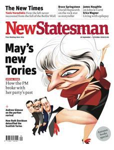 New Statesman - 30 September - 6 October 2016