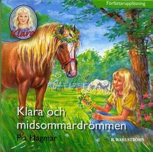 «Klara och midsommardrömmen» by Pia Hagmar