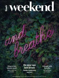 Knack Weekend - 15 Mei 2019