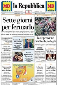 la Repubblica - 2 Marzo 2020